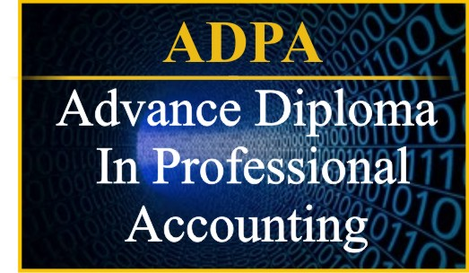 Advance Diploma In Professional Accounting - ADPA