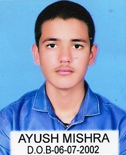 AYUSH MISHRA